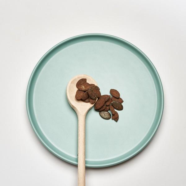 Kürbiskerne | Zimt | Glutenfrei | Handgefertigt | Vegan | 100g